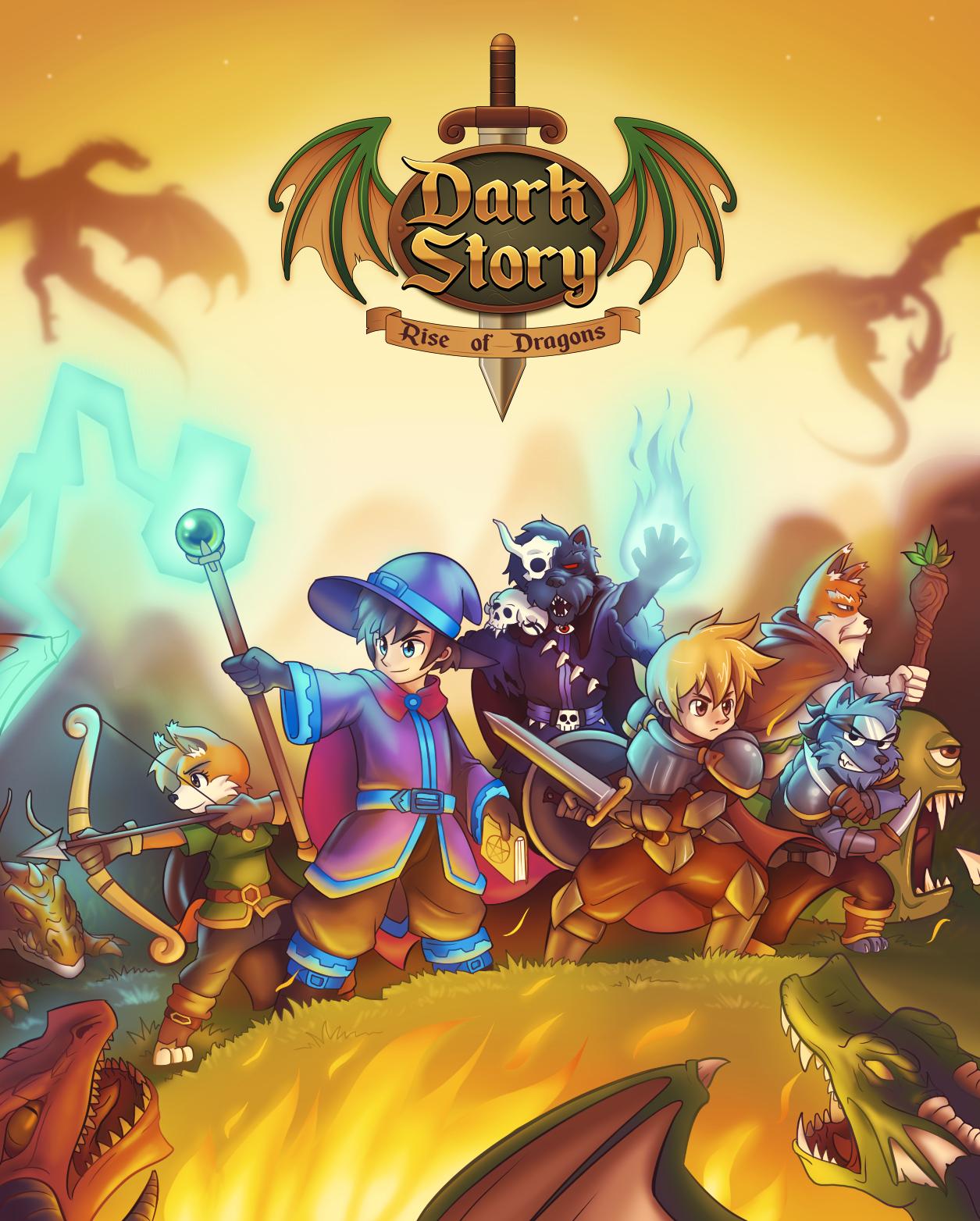 DarkStory Online